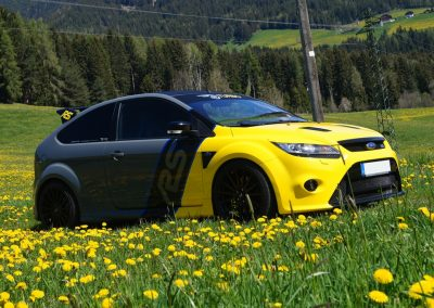 Focus RS MK2 Yellow (17)